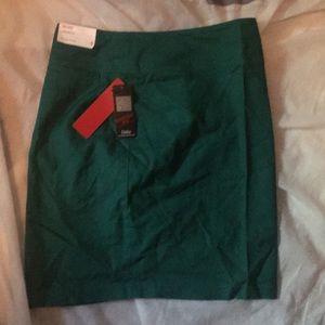 Versatile Green Skirt!